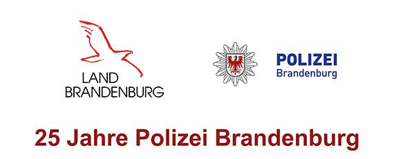 25 Jahre Polizei Brandenburg