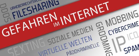 Forschung zu Gefahren im Internet