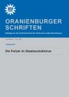 Cover Oranienburger Schriften 3/2009